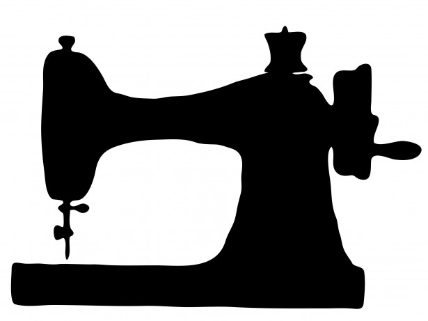 Vintage Sewing Machine Clipart Free Stock Photo - Public Domain Pictures