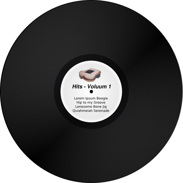 Vinyl Lp Record Album Clip Art At Clker -Vinyl Lp Record Album Clip Art At Clker Com Vector Clip Art Online-12