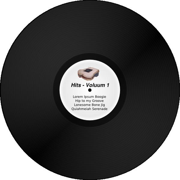Vinyl Lp Record Album Clip Art At Clker Com Vector Clip Art Online