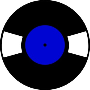 ... vinyl lp records clip art ...