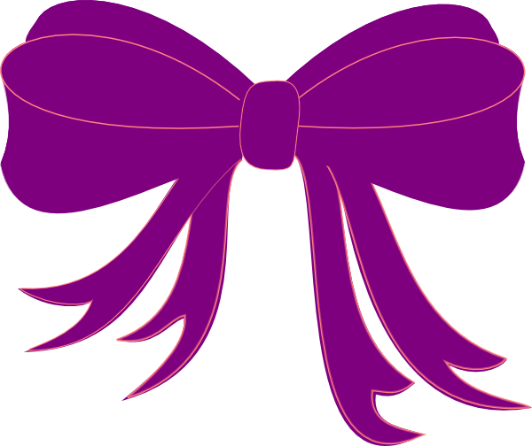 Purple Ribbon Clip Art at Clker clipartl-Purple Ribbon Clip Art at Clker clipartlook.com - vector clip art online, royalty free  u0026 public domain-12