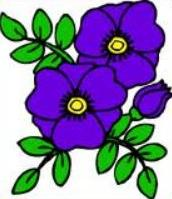Violet Clipart-Violet Clipart-0