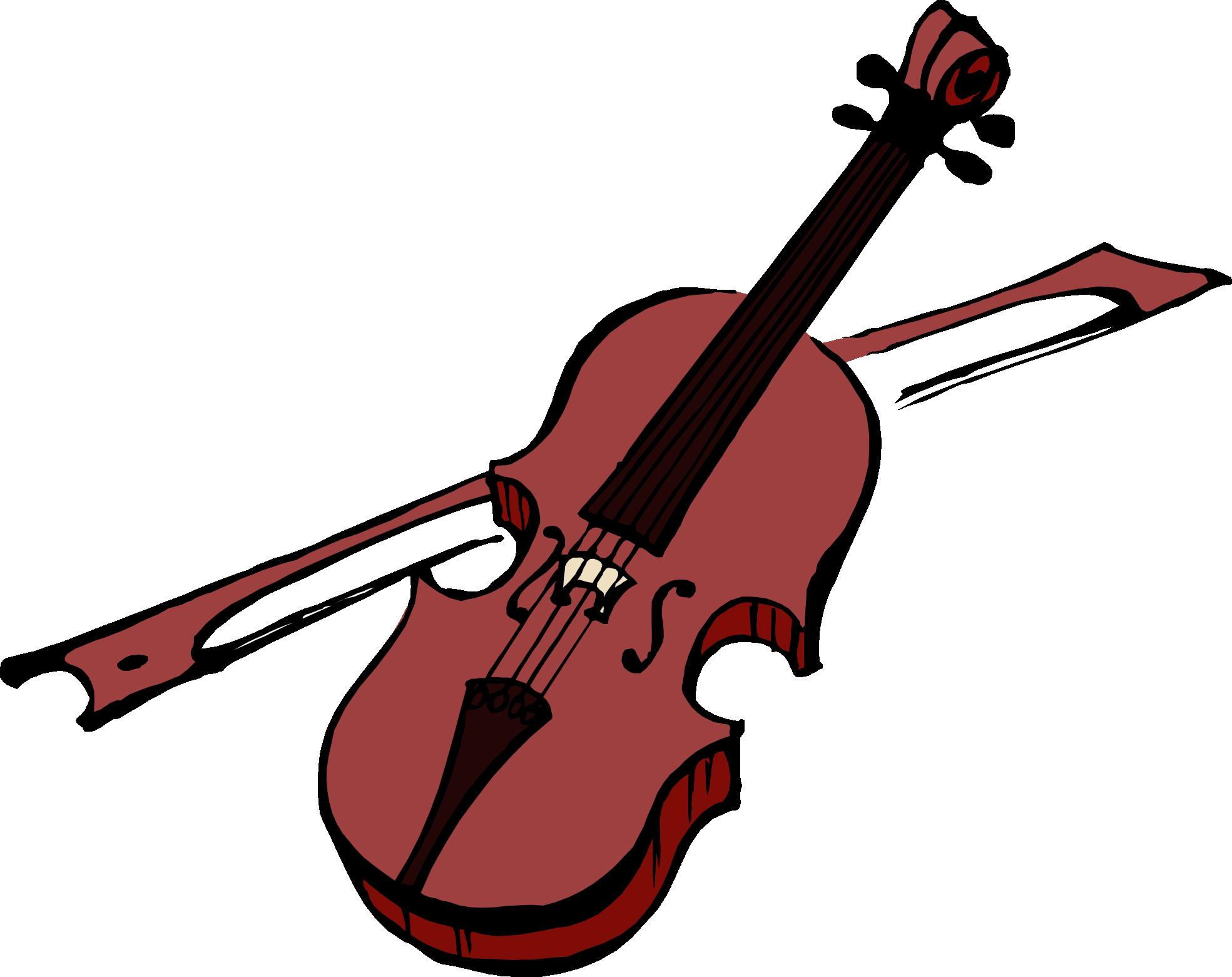 Violin Clip Art-Violin Clip Art-9