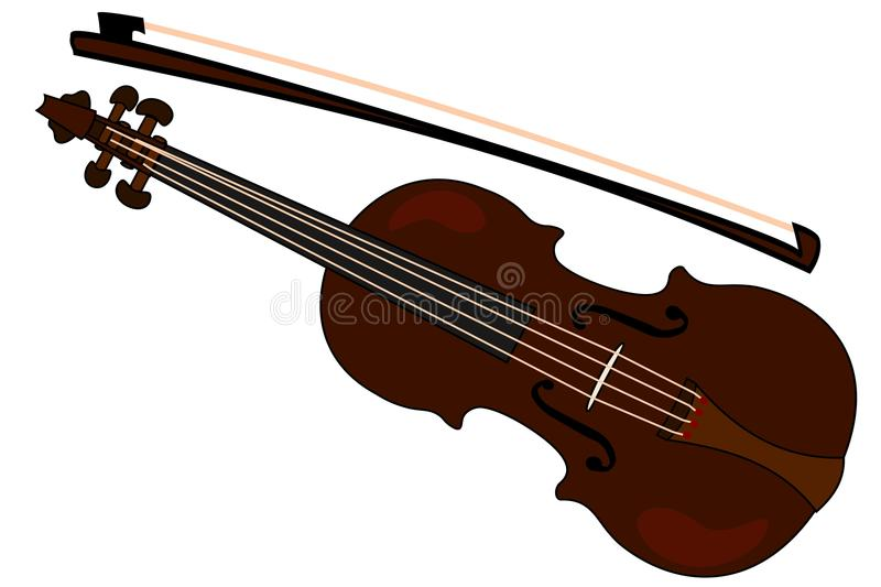 Download Violin clipart stock vector. Illustration of string, musician -  41394945