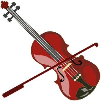 Violin Clip Art-Violin Clip Art-15