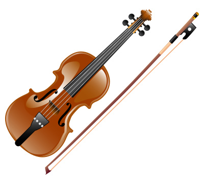 violin clipart - Buscar con Google