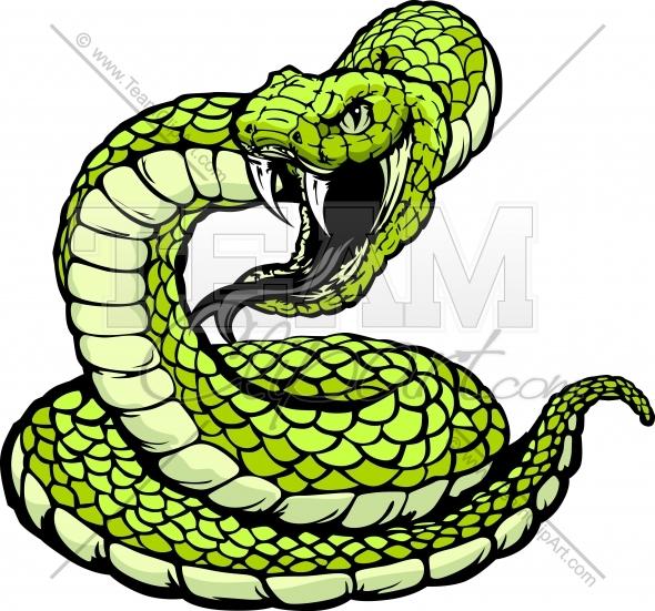 Viper Snake Head Clip Art ..