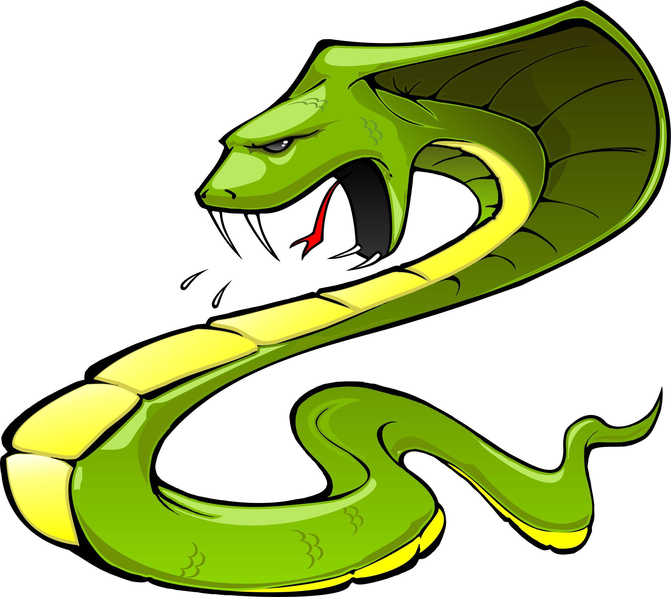 Viper Snake Logo Images .