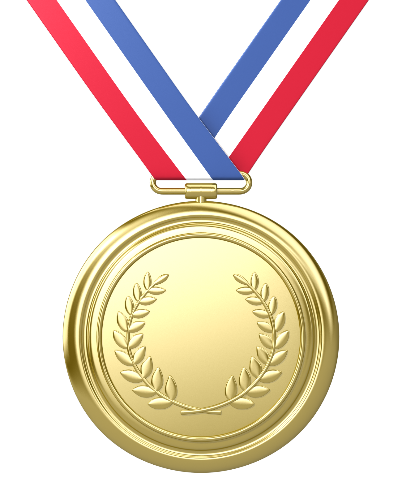 Gold Medal Clip Art At Clker