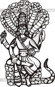 Vishnu Clipart-Clipartlook.com-191