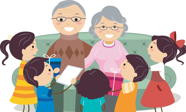 Visit grandparents clipart -  - Grandparents Clip Art