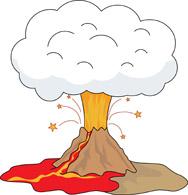 Volcano Blast With Lava. Size: 78 Kb Fro-volcano blast with lava. Size: 78 Kb From: Geography-7