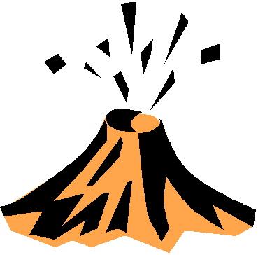 Volcano Clip Art-Volcano Clip Art-13