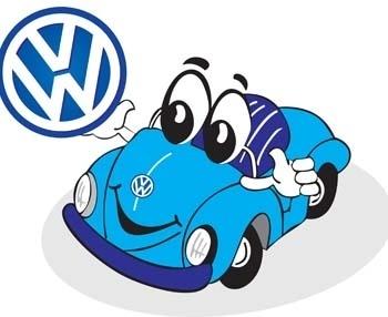 volkswagen - Volkswagen Clipart