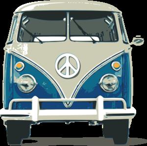Vw Bus Clip Art