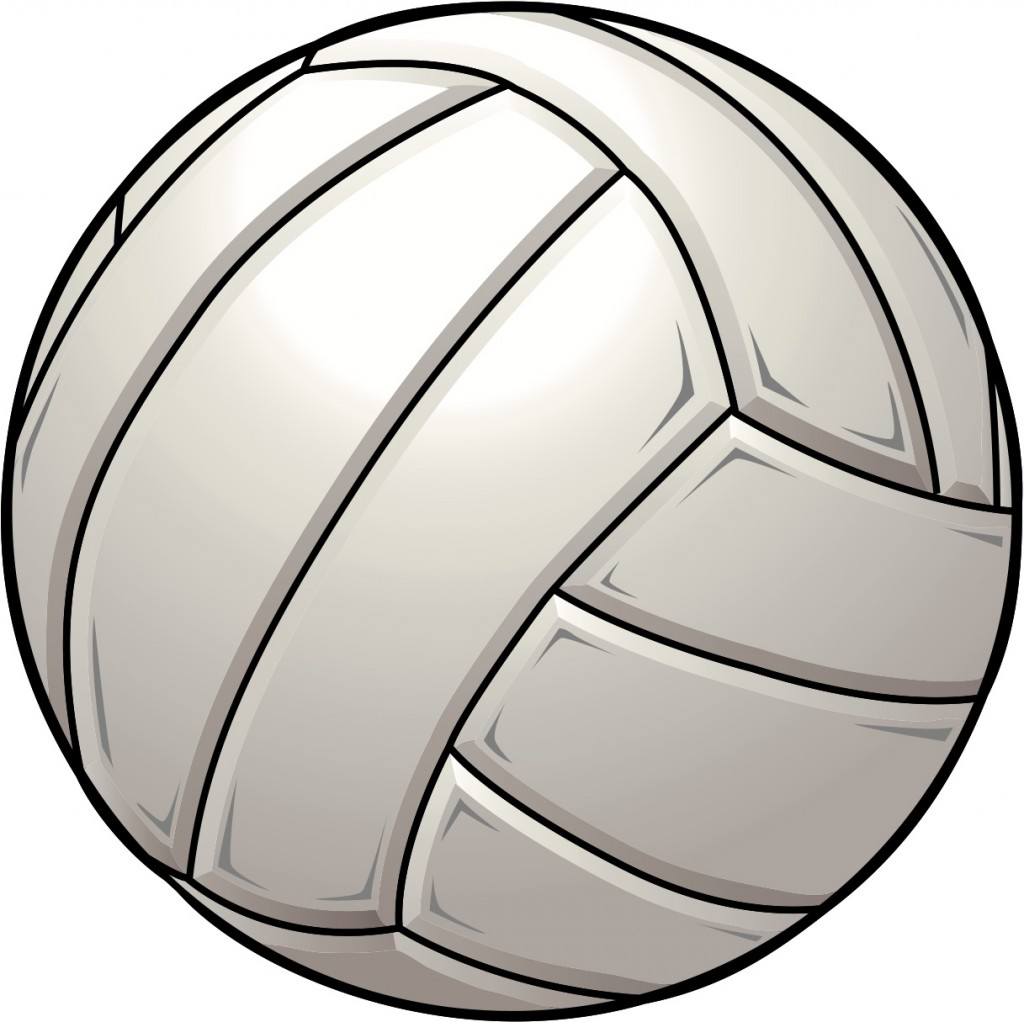 Volleyball clipart 4 2-Volleyball clipart 4 2-4