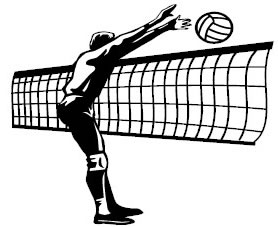Volleyball clipart clipart cliparts for you 4