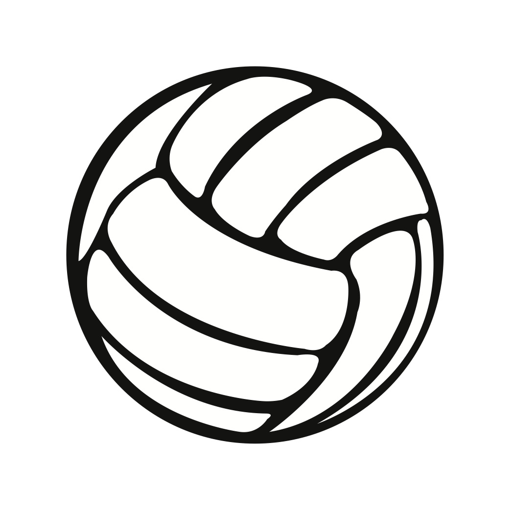 Volleyball clipart free free clipart images