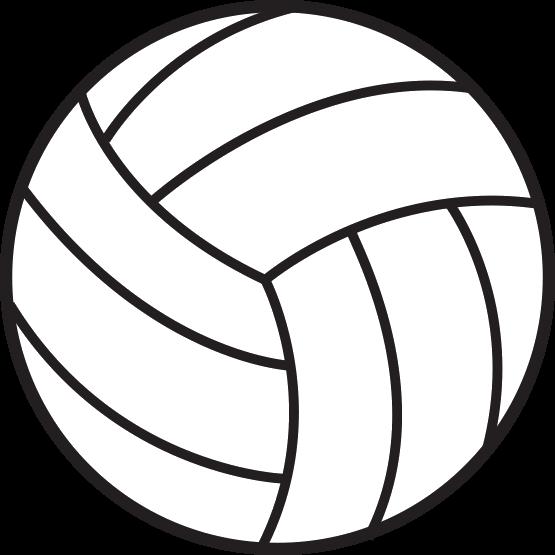 Volleyball Clipart Transparent-Volleyball Clipart Transparent-15