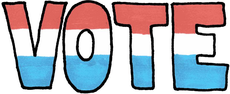 Vote Clip Art Free