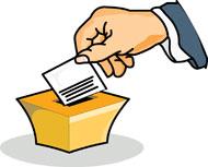 Voting Clipart Size: 62 Kb