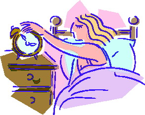 Wake up clip art - ClipartFest