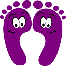Walking Feet Clipart-walking feet clipart-15