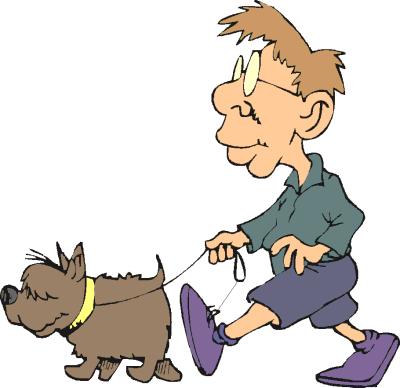 Walking Dog Clip Art Clipart Best-Walking Dog Clip Art Clipart Best-10