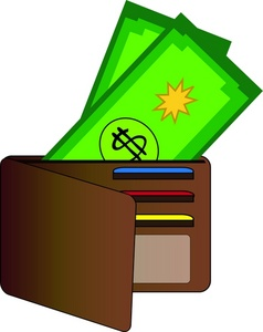 Wallet Clip Art Images Wallet Stock Photos Clipart Wallet Pictures