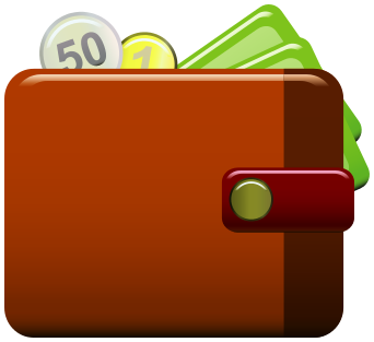 Wallet Clipart