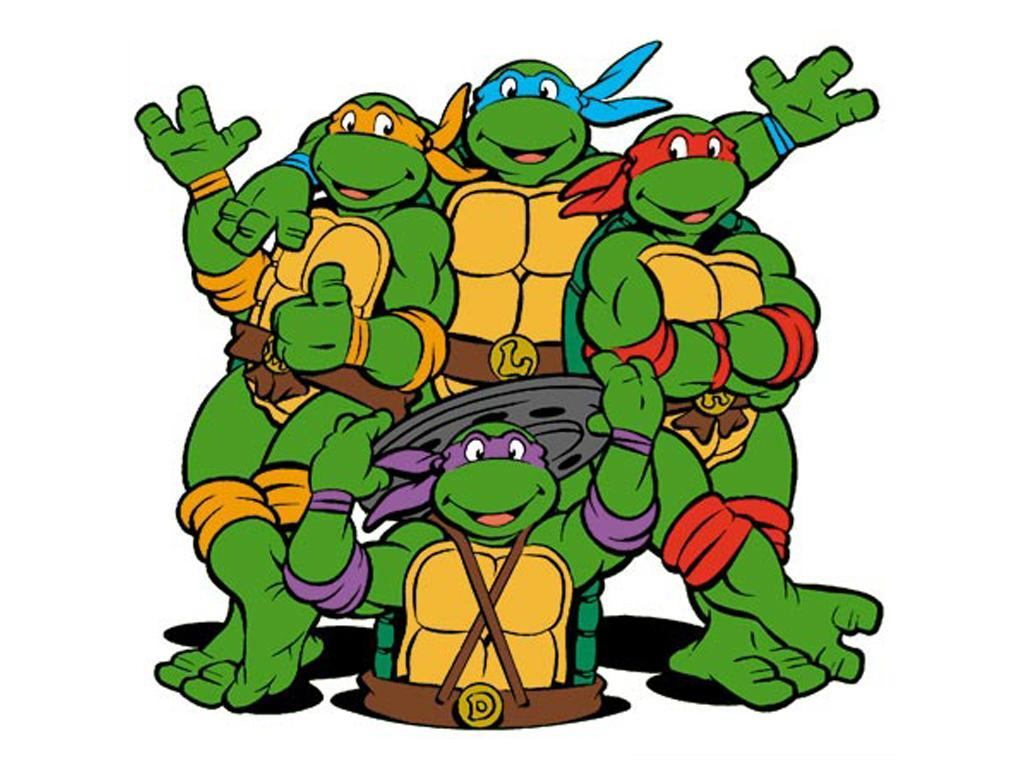Wallpapers Tmnt Cartoon Teenage Mutant Ninja Turtles Arcade Attack .