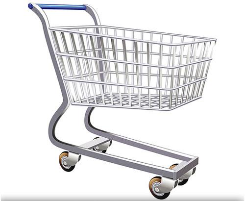Walmart Clipart Cvs Walmart . - Shopping Cart Clipart