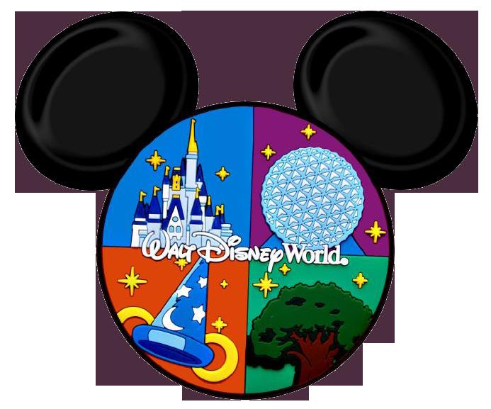 ... Walt Disney Resort Ears, 4 Parks Mickey Head ...