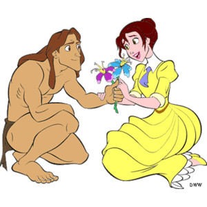 Walt Disney Tarzan Clipart page 3 - Disney Clipart Galore