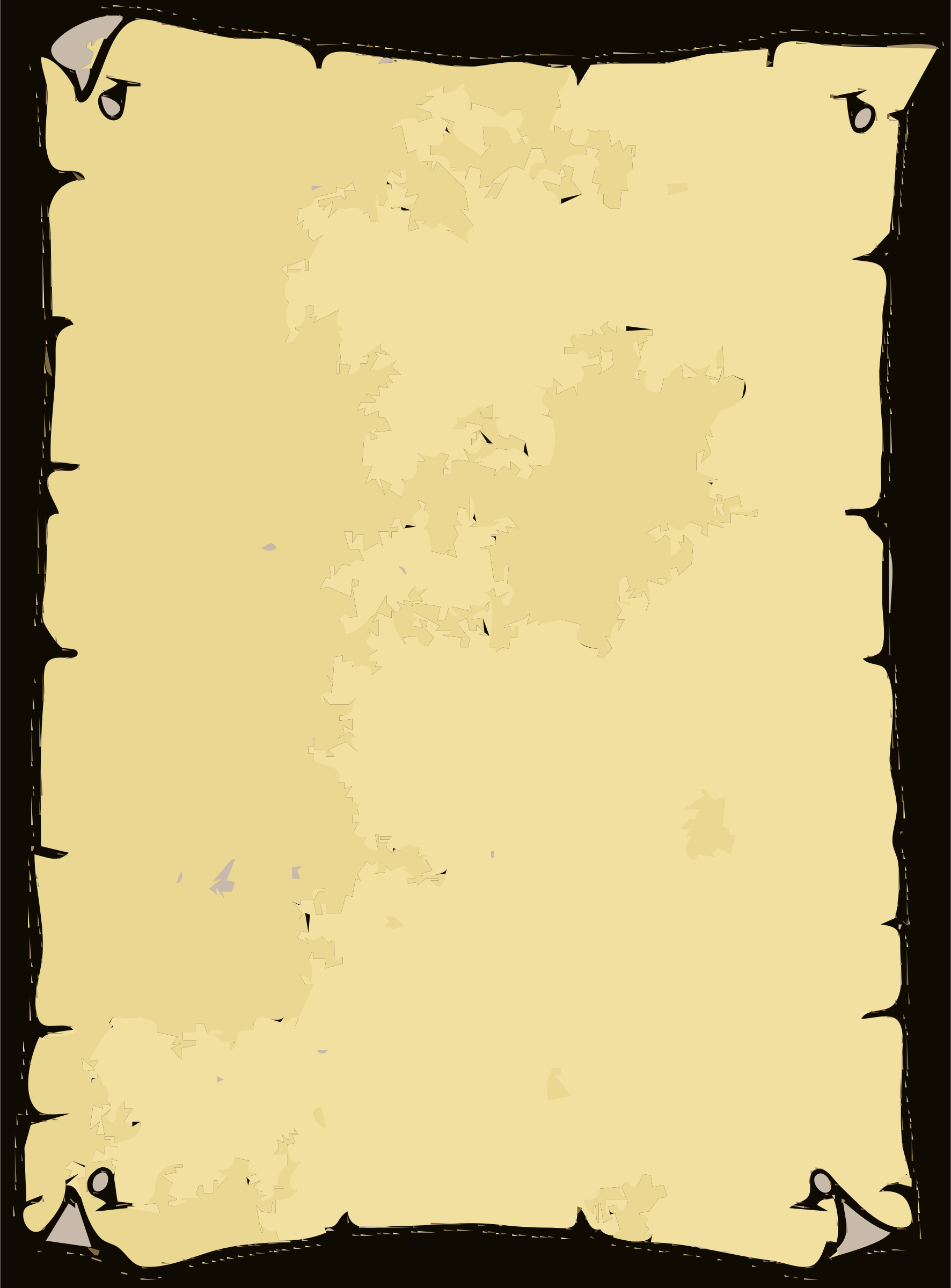 Wanted Poster Blank