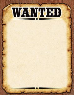 Wanted Poster Clip Art U0026 Wanted Post-Wanted Poster Clip Art u0026 Wanted Poster Clip Art Clip Art Images .-5