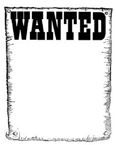 Wanted Poster Clip Art U0026 Wanted Post-Wanted Poster Clip Art u0026 Wanted Poster Clip Art Clip Art Images .-7