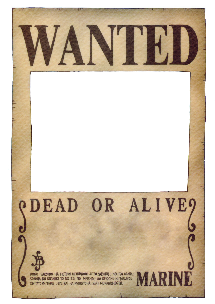 Wanted Poster Clipart-Wanted Poster Clipart-15