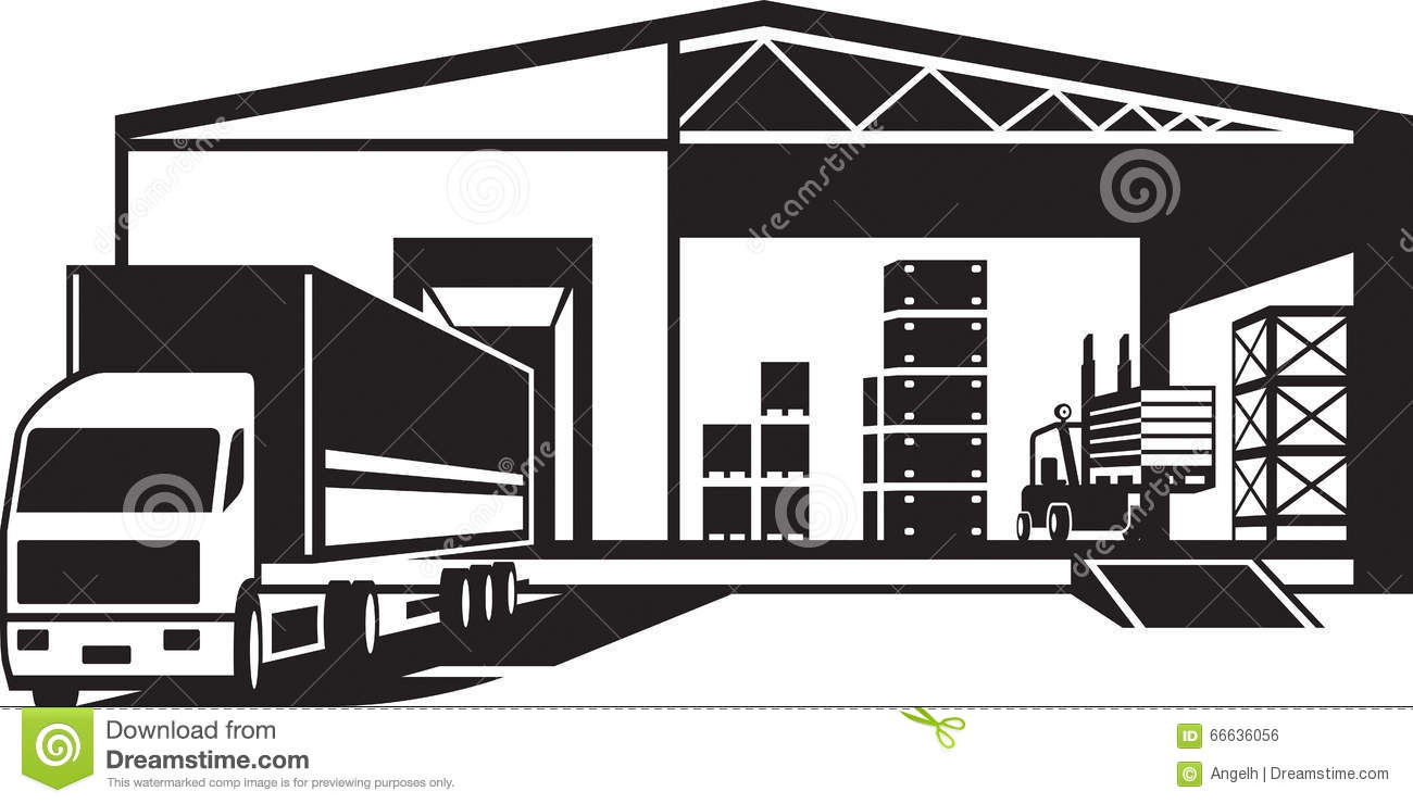 Truck Loaded Goods Warehouse Stock Illus-Truck Loaded Goods Warehouse Stock Illustrations u2013 11 Truck Loaded Goods  Warehouse Stock Illustrations, Vectors u0026 Clipart - Dreamstime-8