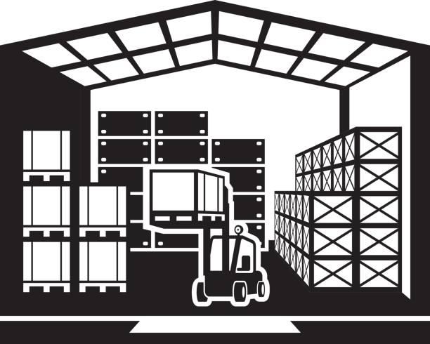 Warehouse Clipart 11-warehouse clipart 11-11