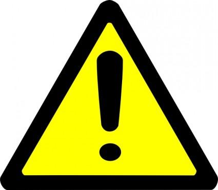 warning clipart-warning clipart-0
