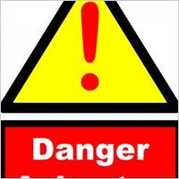 Warning Danger Sign Clip Art ..