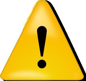 Warning Sign Clip Art-Warning Sign Clip Art-17
