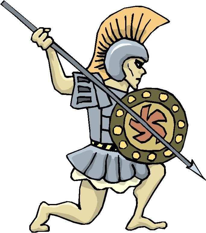 warrior clipart-warrior clipart-0