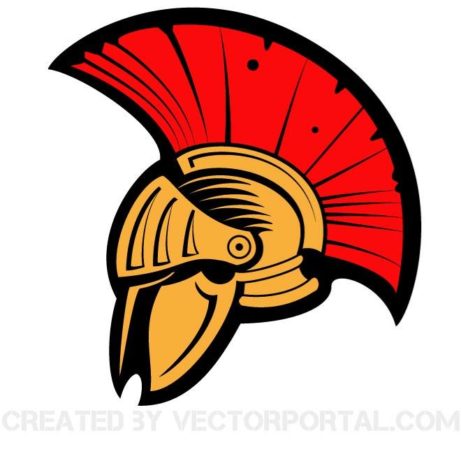 Warrior Helmet Clipart #1-Warrior Helmet Clipart #1-4