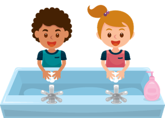 Washing Hands (#4) | Clipart - Washing Hands Clip Art