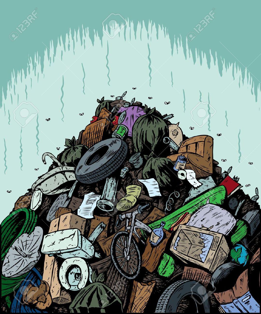 Waste: Garbage Dump-waste: Garbage Dump-19