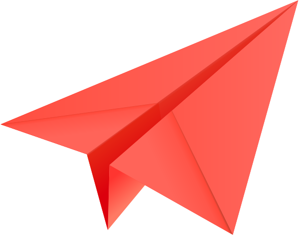 Waste Prevention u0026middot; Paper Airp-Waste Prevention u0026middot; Paper Airplane Clipart-16