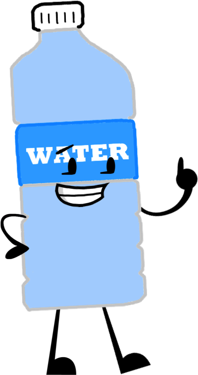 Water Bottle Clip Art