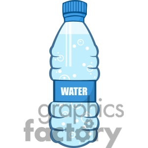 Water Bottle Clipart. 6241 Royalty Free Clip Art ..